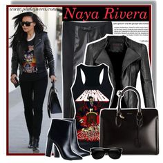 Designer Clothes, Shoes & Bags for Women Naya Rivera, Alexander Mcqueen, March, Shoe Bag, Polyvore, Stuff To Buy, Outfits, Shopping, Collection