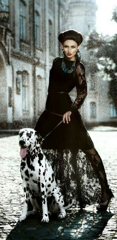"""Black spots"":Dalmatian 