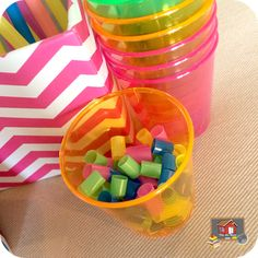 Serving Up Place Value with Straws - The Organized Classroom Blog