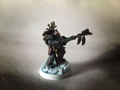 Rune priest conversion - + SPACE WOLVES + - The Bolter and Chainsword Bolter And Chainsword, Space Wolves, Priest, Runes, Conversation, Wolf, Wolves