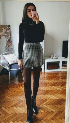 45 Unbelievable Bussiness Outfit Ideas To Look Beautiful – Trendy Fashion Ideas City Outfits, Winter Fashion Outfits, Mode Outfits, Look Fashion, Trendy Fashion, Fall Outfits, Casual Outfits, Autumn Fashion, Formal Winter Outfits
