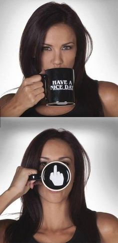 I wish I would have had this cup a few years ago for meetings ;)