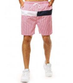 Červené pásikavé krátke nohavice Gym Men, Fashion, Fashion Styles, Fashion Illustrations, Trendy Fashion, Moda