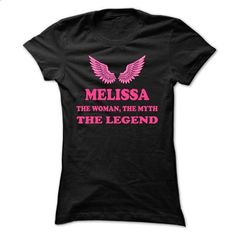 MELISSA, the woman, the myth, the legend - #customized hoodies #design shirt. SIMILAR ITEMS => https://www.sunfrog.com/Names/MELISSA-the-woman-the-myth-the-legend-ocnvmlrhku-Ladies.html?60505
