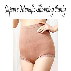 11ad559e4b834 Japan Munafie High Waist Slimming Panty Seamless Body Belly Shaper   Be  sure to check out