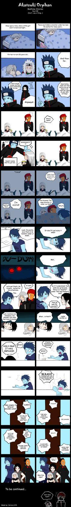 Akatsuki Orphan - Comic 8 by JericaLilith.deviantart.com on @DeviantArt