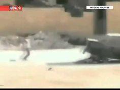 (1775) Menino sírio finge estar morto durante tiroteio para salvar a irmã - YouTube
