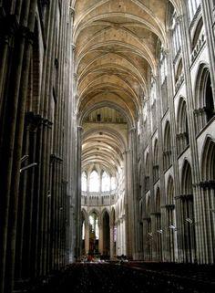 Cathédrale de Rouen - Rouen, France