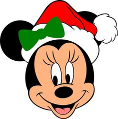 Mickey Mouse and Friends Christmas Head SVG File Mickey Mouse Y Amigos, Mickey Mouse And Friends, Minnie Mouse, Mickey Mouse Stickers, Vintage Mickey Mouse, Christmas Drawing, Christmas Paintings, Christmas Art, Mickey Mouse Halloween