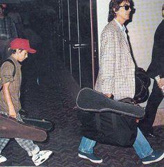 george and dhani