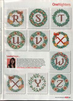 Gallery.ru / Фото #6 - Cross Stitch Crazy 158 - WhiteAngel