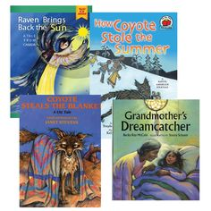 Coyote Steals the Blanket; How Coyote Stole the Summer. Canada Summer, Retelling, First Nations, Nativity, Dream Catcher, Bring It On, Classroom, Illustration, Dreamcatchers