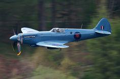 Supermarine Spitfire PR.XIX PM631 photo Laurie Hughes