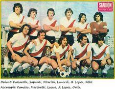 CLUB ATLÉTICO RIVER PLATE, 1977