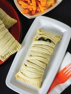 Halloween Recipe: Yummy Mummy Empanadas : Holidays and Entertaining : Home & Garden Television