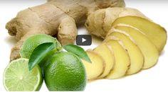 Como Fazer Gengibre com Limão Receita para emagrecer Confira neste vídeo um passo a passo