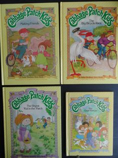 Cabbage Patch Kids Books