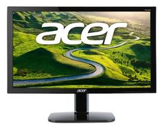 Acer KA240H bd 24-inch Full HD (1920 x 1080) Display (VGA, DVI Ports)  $149.99 Very good computer and great brand always reliable.