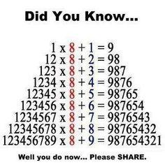 """: A Little Math Humor ;-) It's mathematics :"""") Math Jokes, Math Humor, Ocd Humor, Fun Math, Math Activities, Easy Math, Math 8, E Mc2, Useful Life Hacks"""