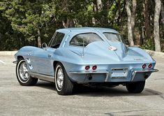 Chevrolet Corvette Stingray C2 1963