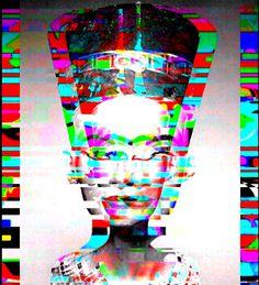 #glitch #art