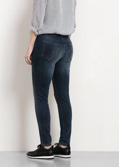 Kalhoty -- | VIOLETA BY MANGO Mango, Skinny Jeans, Slim, Fashion, Manga, Moda, Fashion Styles, Fashion Illustrations
