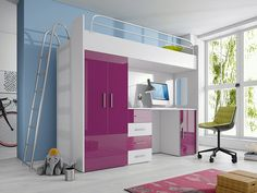 143 besten kinderzimmer kinderbetten bilder auf pinterest in 2018 baumhaus spielzimmer und. Black Bedroom Furniture Sets. Home Design Ideas