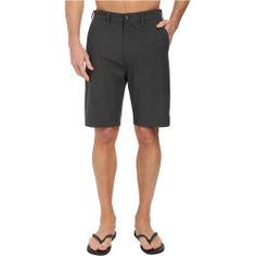 3464772-p-2x Best Deal Buffalo David Bitton  Hirculean Solid Twill Shorts (Ardent) Men's Shorts