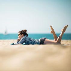 Eviana Hartman  //  long sleaves and shorts.