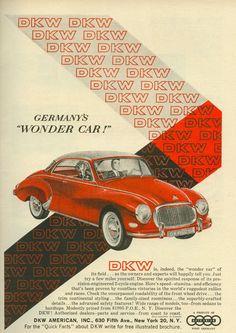 DKW Werbung