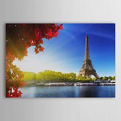 pinturas de paisajes torres eiffel - Buscar con Google                                                                                                                                                     Mais