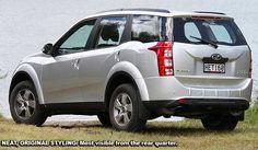 Mahindra XUV500 W8 4X4