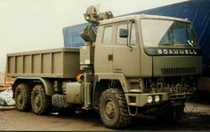 Scammell S26 6x6 Grab truck Royal Engineers, British Armed Forces, Army Vehicles, Dump Truck, Commercial Vehicle, Car Wheels, British Army, Classic Trucks, Heavy Equipment