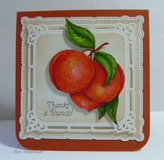GERIS CARDS: Frame It! Timeless Tuesday Challenge