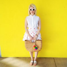Pom Springs Spring Party, Palm Springs, Summer Dresses, Fashion, Moda, Summer Sundresses, La Mode, Fasion, Summer Clothes