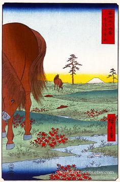 Japanese Fine Art Reproduction Giclee Fine by OrientalArtPrints