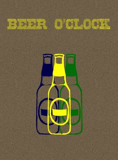 beer o'clock   by sergeyt