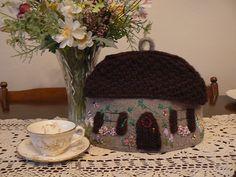 Ravelry: cominguproses' English Cottage Tea Cozy