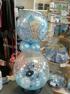 Stufballon yes i m a boy
