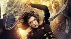 'Resident Evil 6: O Capítulo Final' ganha trailer internacional cheio de cenas inéditas