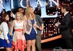 Skylar Laine in Idol bottom 3 but escapes elimination