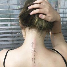 "1,226 Likes, 19 Comments - 타투이스트 홍담 (@ilwolhongdam) on Instagram: ""korean calligraphy #koreantattoo #calligraphytattoo #lettering #tattoo #tattoos #ink…"""