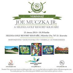 Pozvánka na vernisáž JMJ