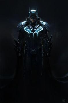 Batman: Redesigned