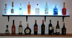 Armana Productions has been producing LED illuminated solutions for the home bar market, commercial bar markets, restaurants, and restaurant chains.