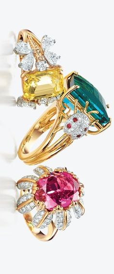 cocktail rings ♥✤ | Keep Smiling | BeStayBeautiful