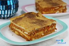 Sandwich de atún y tomate con Thermomix. Tapas, Sandwiches, Canapes, Tostadas, Apple Pie, Lasagna, Hummus, French Toast, Picnic