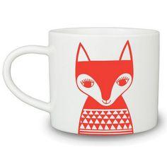 MUG- RED FOX - Southwood stores
