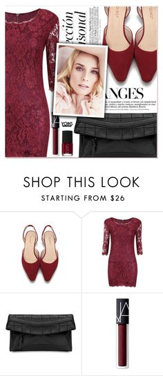"""""""Yoins"""" by lucky-1990 ❤ liked on Polyvore featuring NARS Cosmetics"""