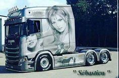 Scania cabovet